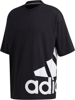 adidas Camiseta Big Badge of Sport Boxy mujer