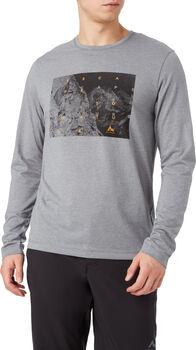 McKINLEY Camiseta manga larga Arne hombre