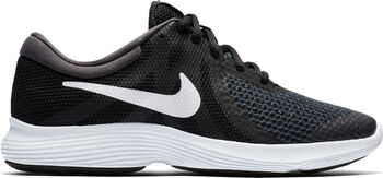 Nike Zapatilla REVOLUTION 4 (GS) Negro