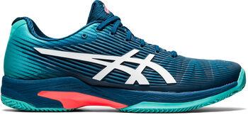 ASICS Zapatillas de Tenis Solution Speed FF Clay hombre Azul