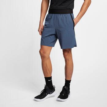 Nike Pantalones cortos de entrenamiento  Dri-FIT Flex hombre Azul