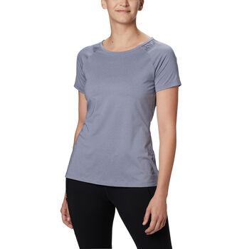 Columbia Camiseta Manga Corta Peak To Point II mujer
