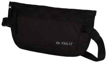 Mckinley Money Belt Billetera Negro