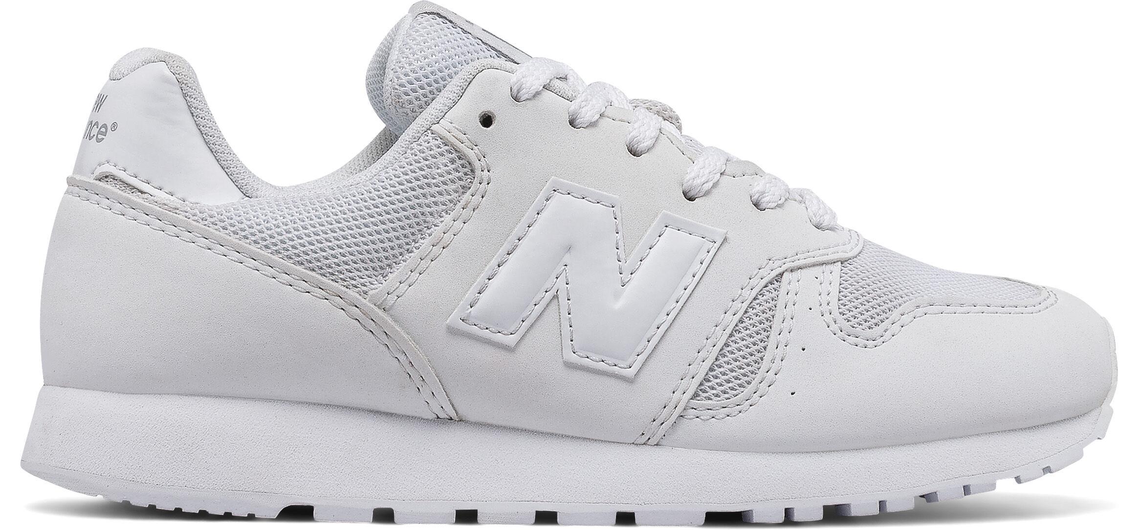zapatillas niño blancas new balance