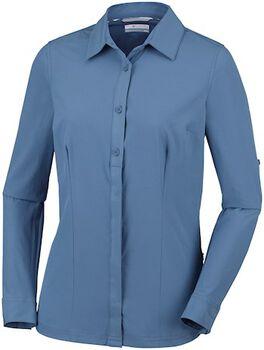 Columbia Camisa elástica de manga larga Saturday Trail™ para mujer