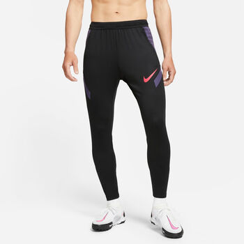 Pantalón largo de fútbol Nike Perfomance Dri-FIT Strike hombre Negro