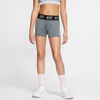 Nike Pantalón Corto Dry Short para niña Gris