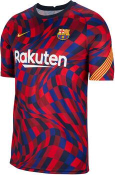 Nike Camiseta equipación entrenamiento FCB hombre Rojo