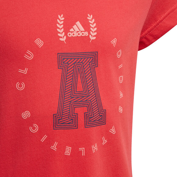 Camiseta adidas Athletics Club Graphic