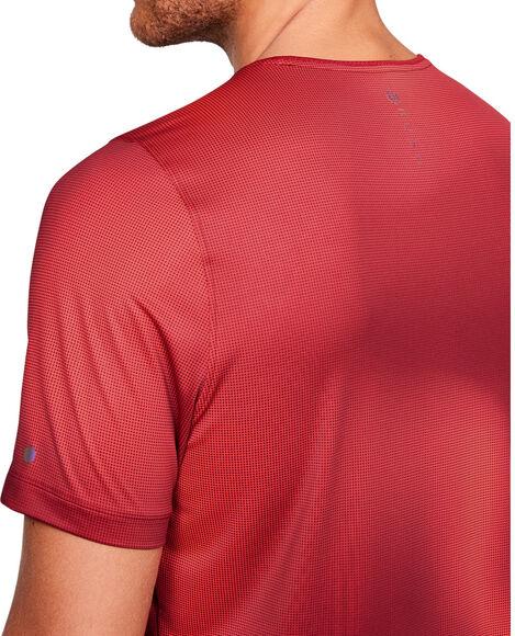 Camiseta manga corta con estampado RUSH™ HeatGear® Fitted