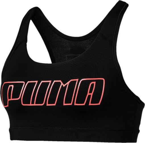 Puma - Sostén deportivo de medio impacto 4Keeps - Mujer - Sujetadores deportivos - XL