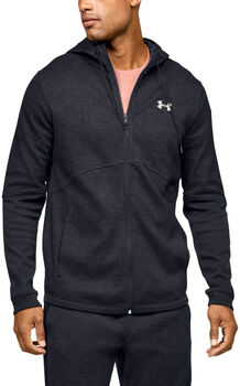 Under Armour Sudadera Double Knit hombre Negro
