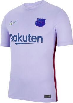 Nike Camiseta Segunda Equipación Fc Barcelona 2021/22 Stadium hombre Púrpura
