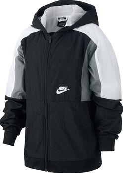 Nike Chaqueta Sportswear niño Negro