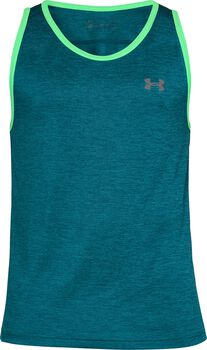 Under Armour Tech™ Camiseta sin mangas Hombre Verde