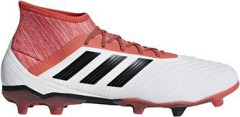 Botas fútbol adidas Predator 18.2 FG Negro