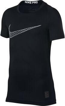 Nike Pro Top Ss Comp niño