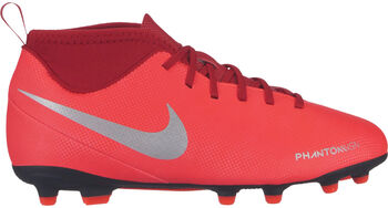 Nike JR Phantom Vision Club Dynamic Fit FG/MG Verde