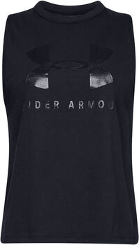 Under Armour Top SPORTSTYLE GRAPHIC MUSCLE TANK mujer