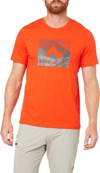 McKINLEY Camiseta manga corta Kulma  hombre