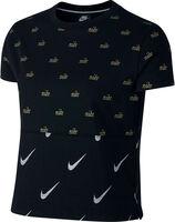 Sportswear Top SS Metallic