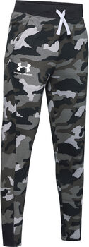 Under Armour Pantalon Rival Printed Camo Jogger-BLK niño