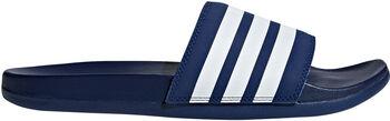 ADIDAS Adilette Cloudfoam Plus Stripes Slides hombre