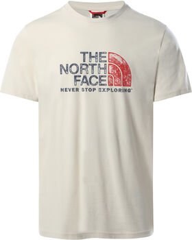The North Face Camiseta de manga corta Rust 2 hombre