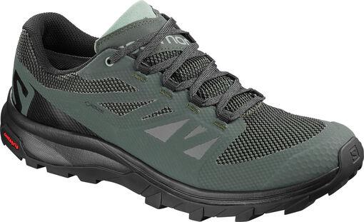 Salomon - Zapatillas OUTline GTX - Hombre - Zapatillas trekking y senderismo - 41 1/3