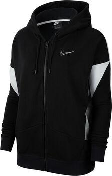 Nike Sudadera Sportwear con cremallera mujer Negro