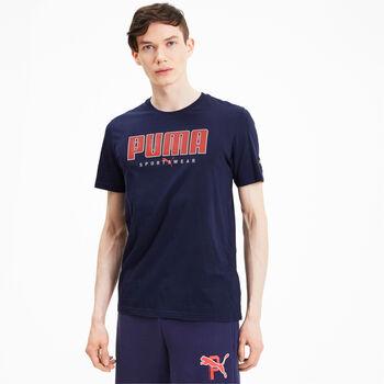 Puma Camiseta de manga corta ATHLETICS Tee hombre