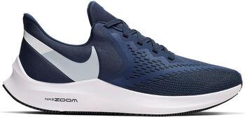 Nike Zapatilla Air Zoom Winflo 6 s Ru hombre Azul