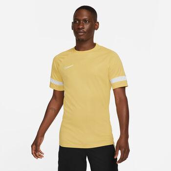 Nike Camiseta Manga Corta Dri-Fit Academy hombre Naranja