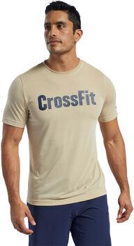 Reebok Camiseta Manga Corta Crossfit® Read hombre