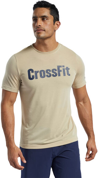 Camiseta Manga Corta Crossfit® Read
