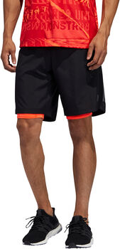 adidas Shorts OWN THE RUN 2N1 hombre
