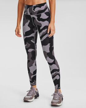 Under Armour Legging UA RUSH™ Camo mujer Púrpura