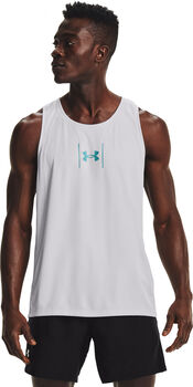 Under Armour Mallas Speed Stride Shock SingIt hombre Gris