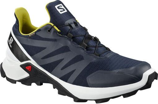 Salomon - Zapatilla SUPERCROSS GTX Na - Hombre - Zapatillas Running - 42 2/3