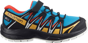 Salomon Zapatillas trail running PRO 3D CSWP K Hawaiia niña
