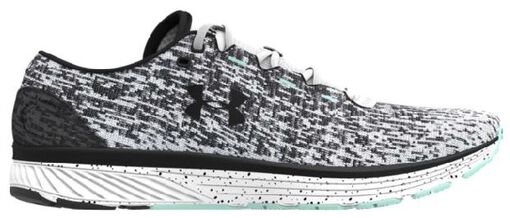 Under Armour - Zapatillas de running Charged Bandit 3 Ombre para hombre - Hombre - Zapatillas Running - Blanco - 42