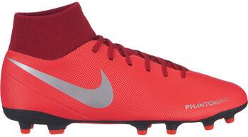 Nike Phantom Vision club Dynamic Fit fg/mb hombre Rojo