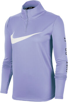 Nike Top running cremallera 1/4 mujer