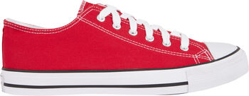 FIREFLY Canvas Low IV hombre Rojo