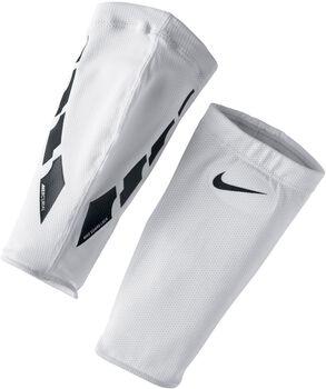 Nike Espinillera NK GRD LOCK ELITE SLV hombre Blanco