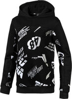 Alpha All-Over Printed Boys' Hoodie