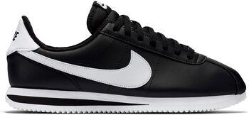 Nike Zapatillas Cortez Basic Leather hombre Negro