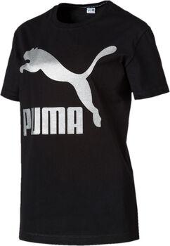 Camiseta de manga corta Puma mujer