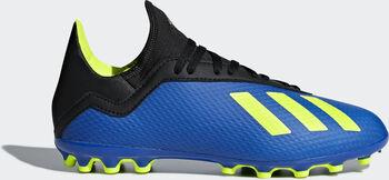 Botas fútbol adidas X 18.3 AG Niños