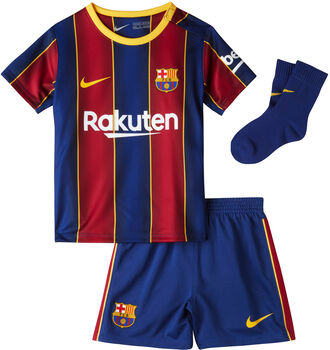 Nike Kit Primera Equipación Fc Barcelona 20/21 niño